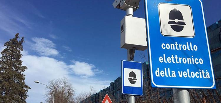 Comuni e Province senza autovelox sulle superstrade